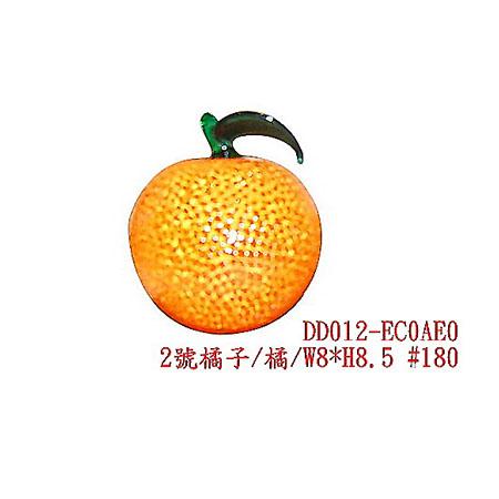 2號橘子 (橘)