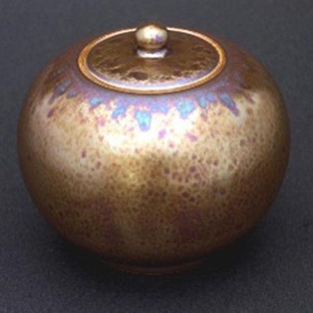 金茶罐-大圓滿