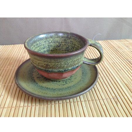 茶葉末咖啡杯組