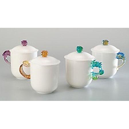 大凍玉蓋杯