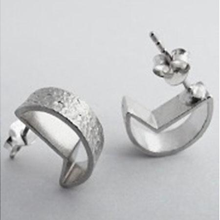 雙面耳環-2