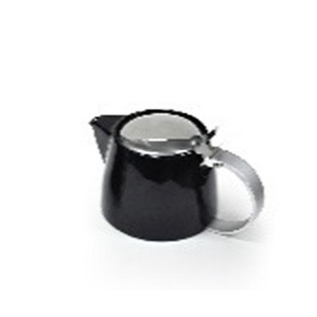 二代彈指瓷壺(蝕刻)-黑色