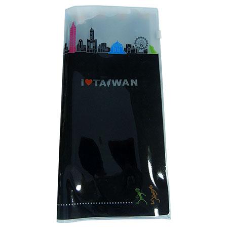 印象台灣護照套(大)彩