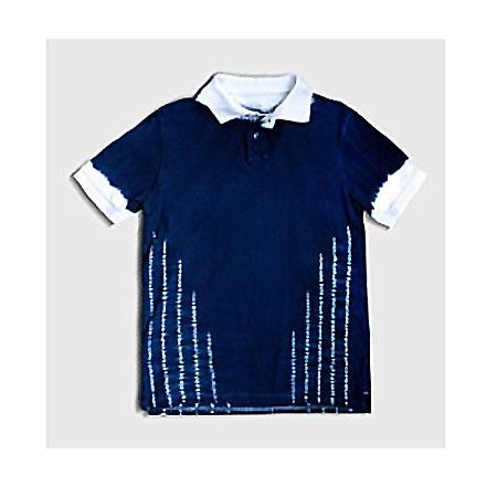 藍染休閒服