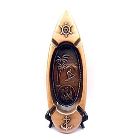 船型飾盤-台灣