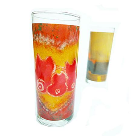 googooli圓型水杯-幸福